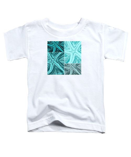 Starfish Pop Art Toddler T-Shirt
