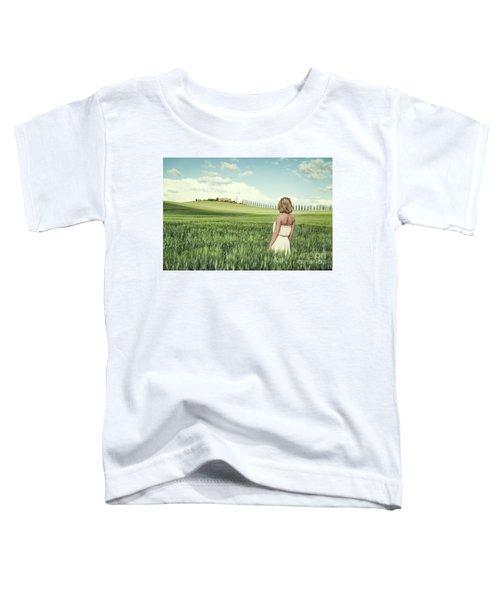 Stay A Little Longer Toddler T-Shirt