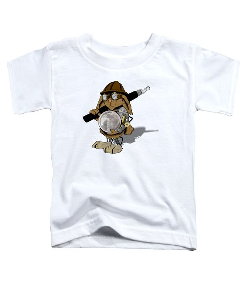 Steam Rabbit Toddler T-Shirt