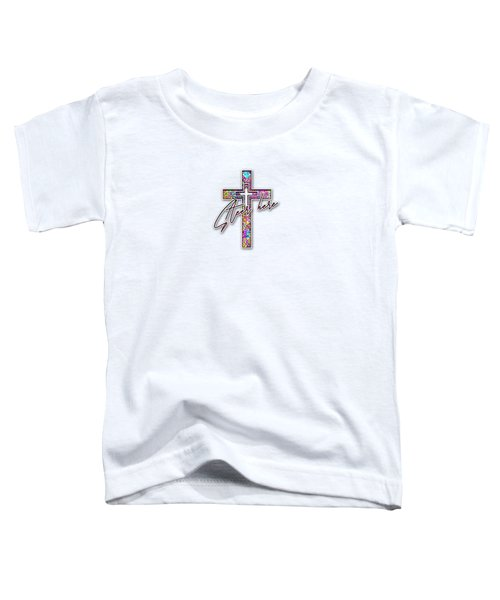 Steer Here Toddler T-Shirt