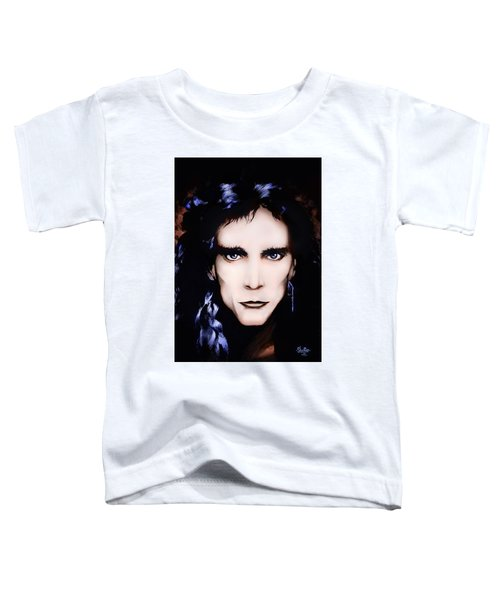 Steve Vai Toddler T-Shirt