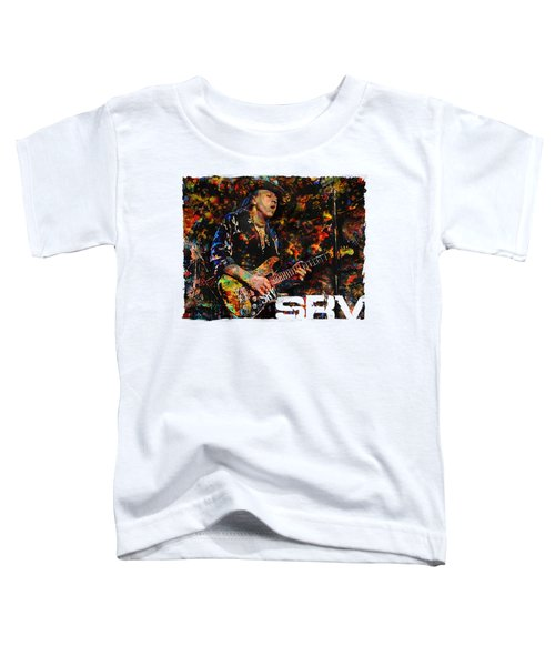Stevie Ray Toddler T-Shirt