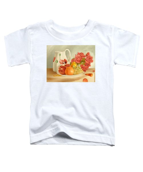 Still Life Toddler T-Shirt