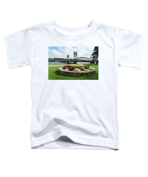 Stillwater And The Mississippi Toddler T-Shirt