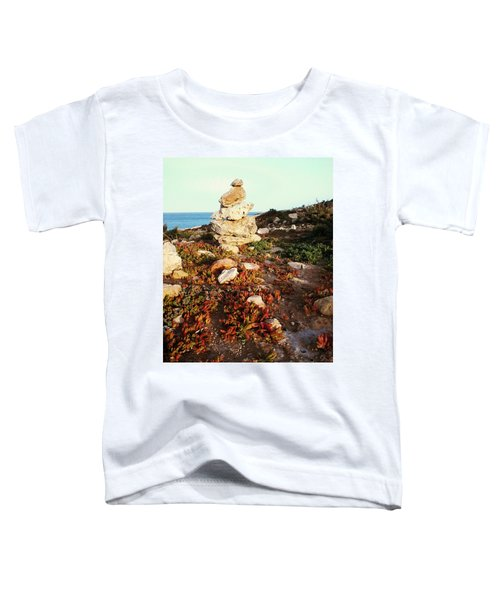 Stone Balance Toddler T-Shirt