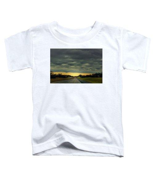 Storm Truckin' Toddler T-Shirt