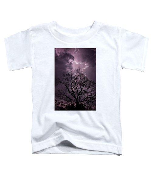 Stormy Night Toddler T-Shirt