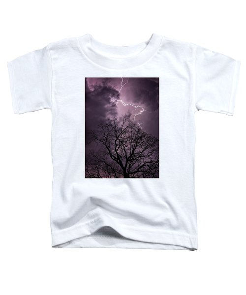 Stormy Night Toddler T-Shirt