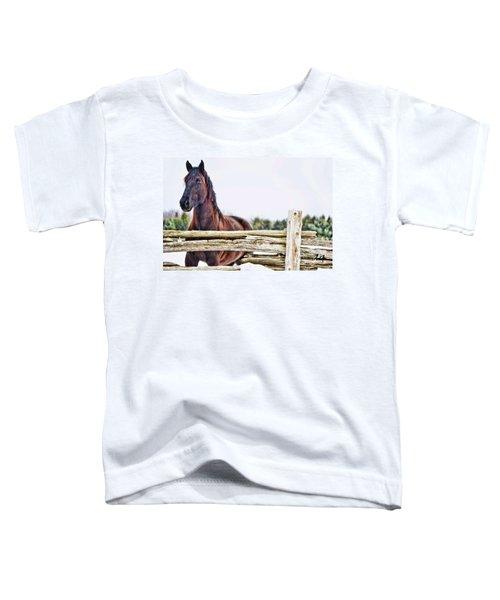 Strength Toddler T-Shirt