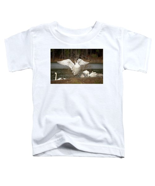 Stretch Your Wings Toddler T-Shirt