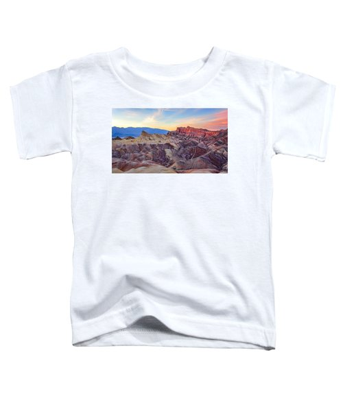 Striated Erosion Toddler T-Shirt