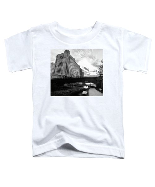 Strolling In The Chi Toddler T-Shirt