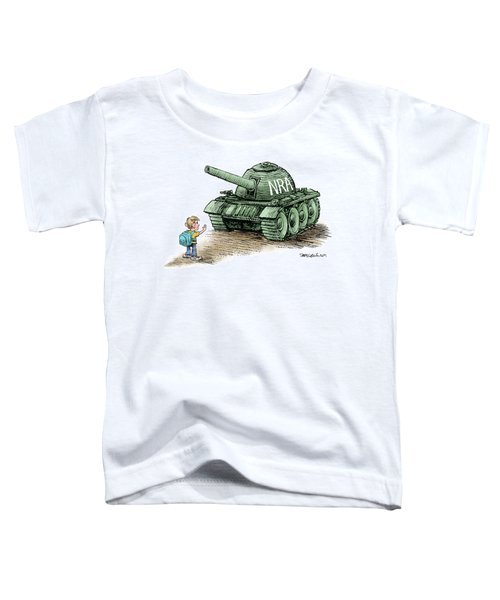 Students Vs The Nra Toddler T-Shirt