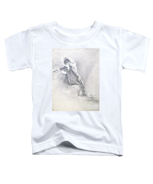 Study Of A Male Nude Toddler T-Shirt
