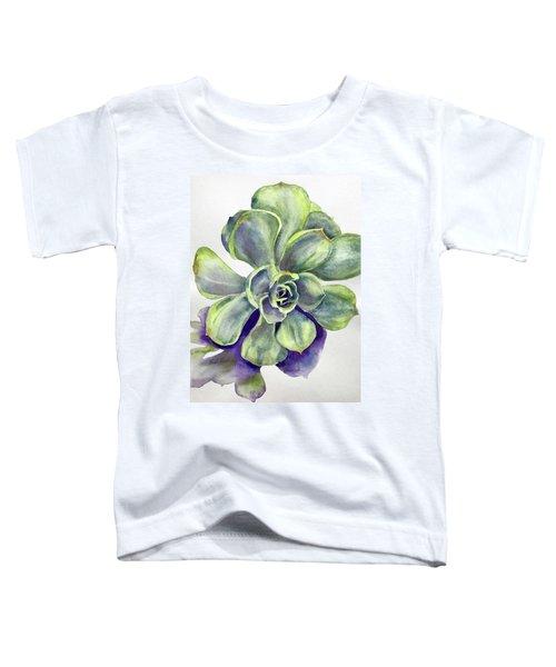 Succulent Plant Toddler T-Shirt
