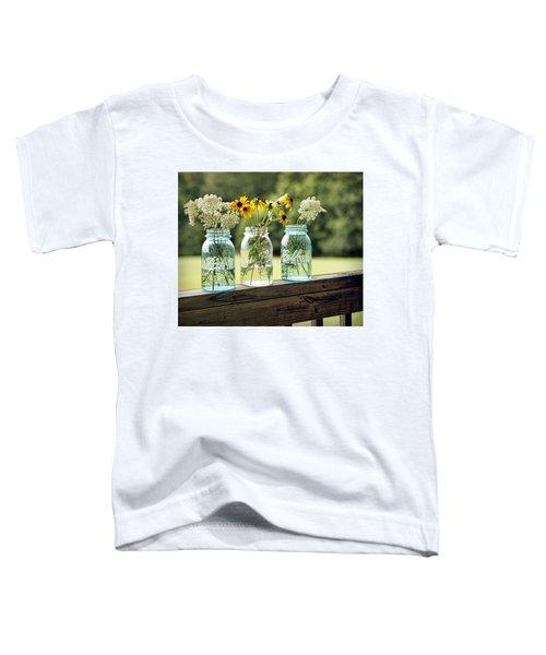 Summer Blooms Toddler T-Shirt