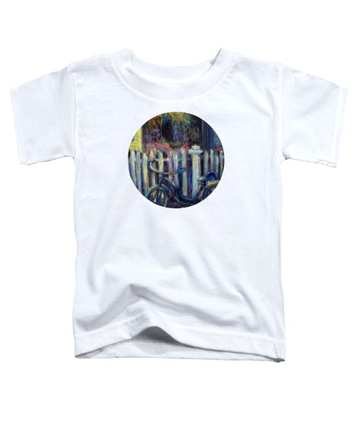 Summer Days Toddler T-Shirt by Mary Wolf