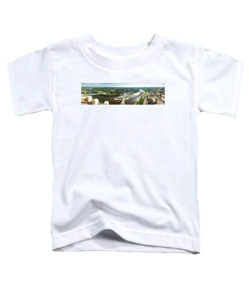 Summer In The Mill City Toddler T-Shirt