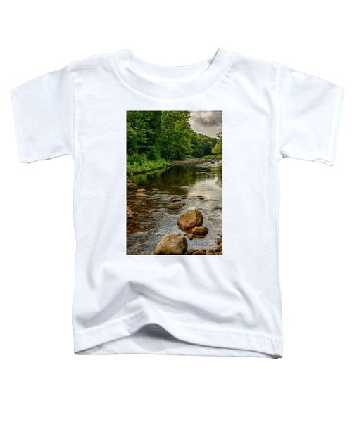 Summer Morning Williams River Toddler T-Shirt