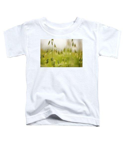 Summer Oat Toddler T-Shirt