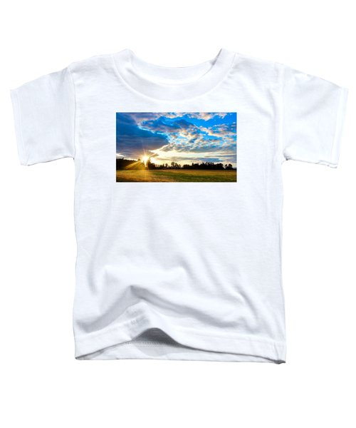 Summer Skies Toddler T-Shirt