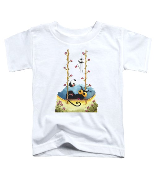 Summer Swing Toddler T-Shirt