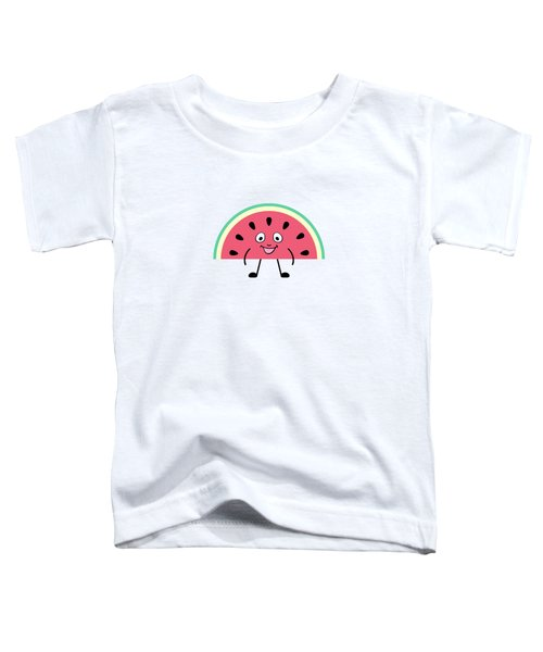 Summer Watermelons Toddler T-Shirt