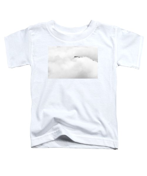 Toddler T-Shirt featuring the photograph Summit by Doug Gibbons