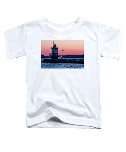 Sun Rise At Spring Point Toddler T-Shirt