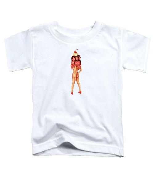 Sundae Best IIi Toddler T-Shirt