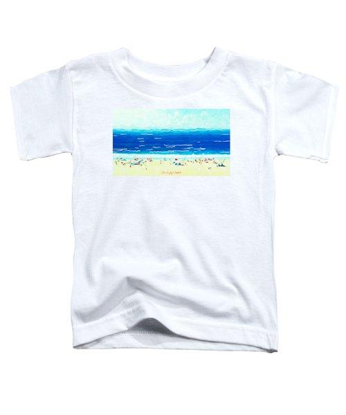 Sunday At Bondi Toddler T-Shirt