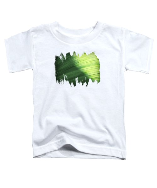 Sunlit Palm Toddler T-Shirt by Anita Faye