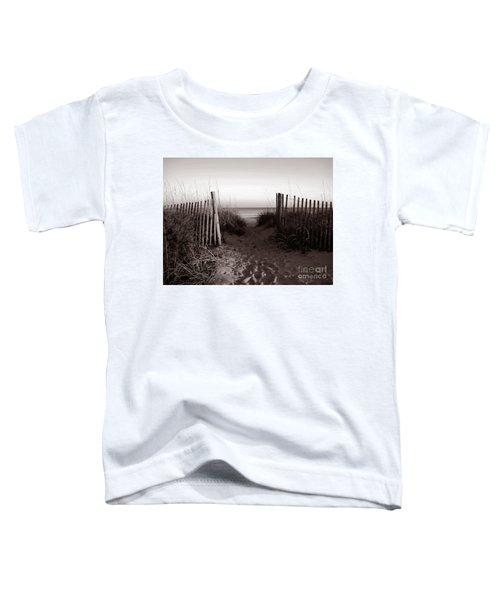 Sunrise At Myrtle Beach Sc Toddler T-Shirt