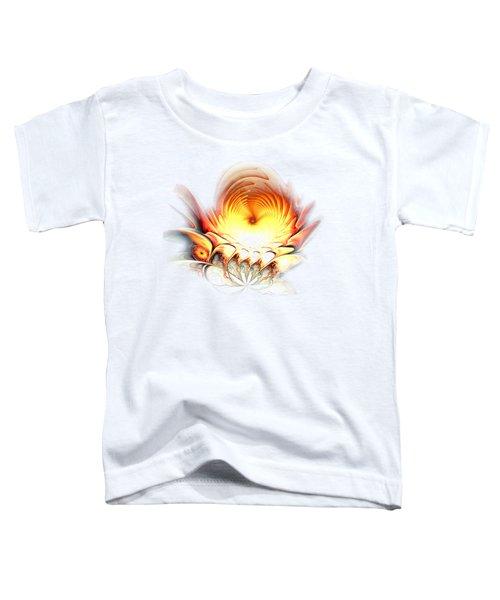 Sunrise In Neverland Toddler T-Shirt