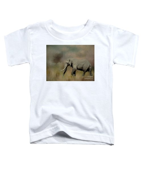 Sunrise On The Savannah Toddler T-Shirt