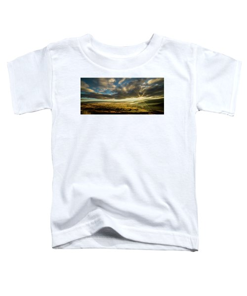 Sunrise Over The Heber Valley Toddler T-Shirt