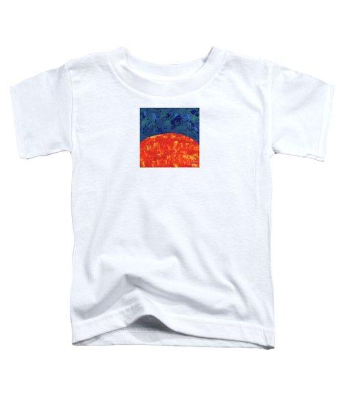 Sunrise Sunset 2 Toddler T-Shirt