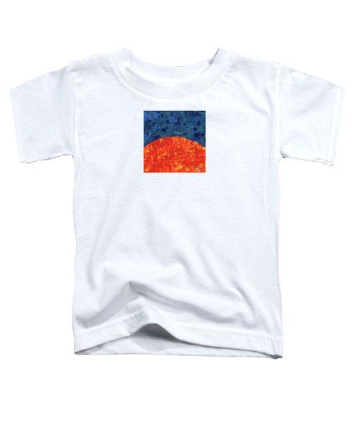 Sunrise Sunset 3 Toddler T-Shirt