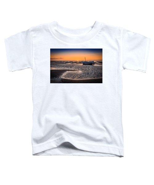 Sunset, Meols Beach Toddler T-Shirt