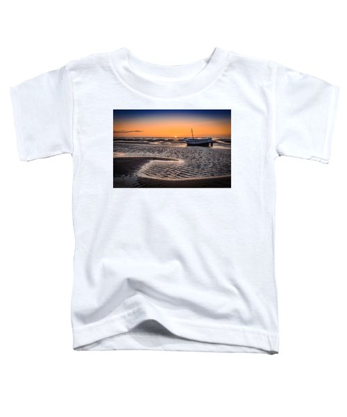 Sunset, Meols Beach Toddler T-Shirt