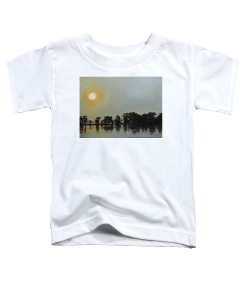 Sunset Ride Toddler T-Shirt