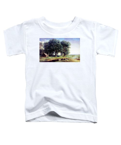 Sunshine By The Old Oak Trees Toddler T-Shirt