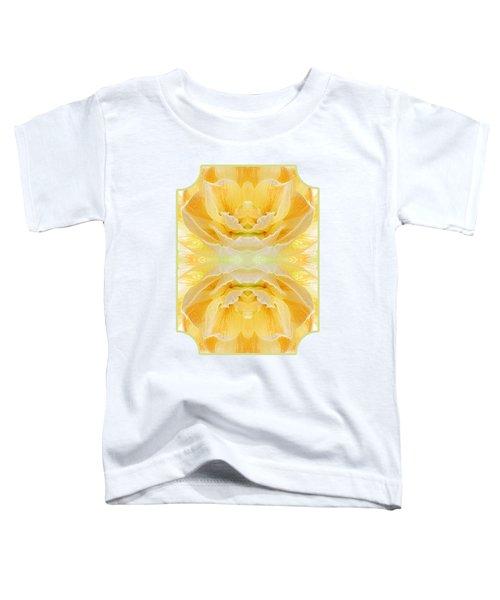 Sunshine Mosaic -  Vertical Toddler T-Shirt