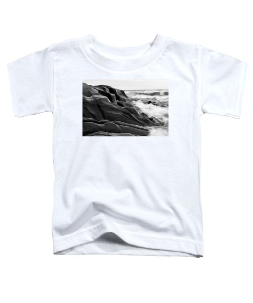 Toddler T-Shirt featuring the photograph Superior Edge        by Doug Gibbons