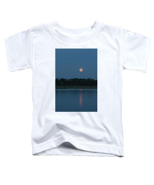 Supermoon Dawn 2013 #2 Toddler T-Shirt
