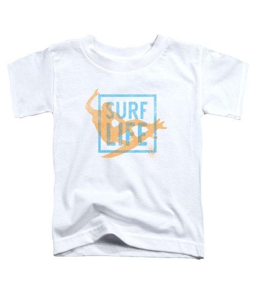 Surf Life 1 Toddler T-Shirt