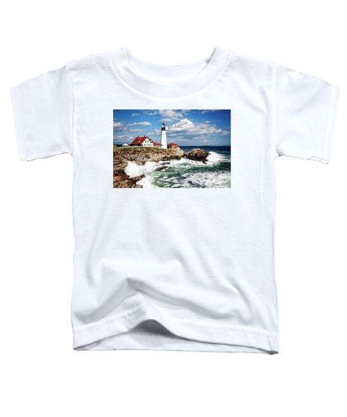 Surf Meets Land Toddler T-Shirt