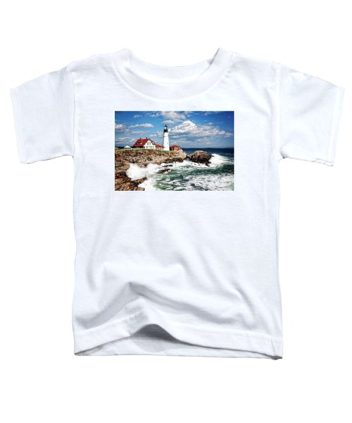 Surf Meets Land Toddler T-Shirt