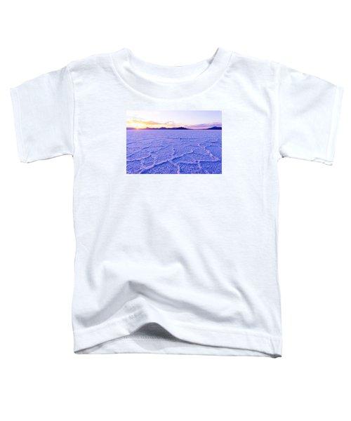 Surreal Salt Toddler T-Shirt
