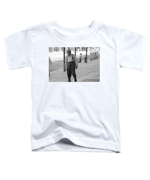 Suspenders Toddler T-Shirt